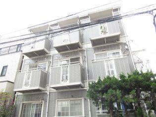 ドミール青葉台[2階]の外観