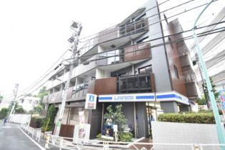 アクセリス渋谷南平台[4階]の外観
