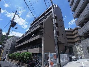 朝日プラザ新神戸[3階]の外観