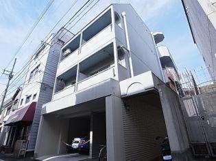 兵庫県神戸市中央区旗塚通4丁目の賃貸マンションの外観
