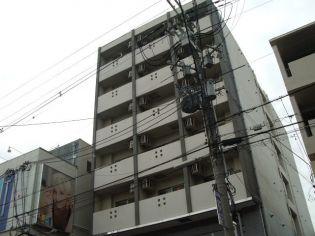 シーダー針中野[5階]の外観