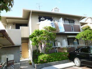 兵庫県西宮市瓦林町の賃貸アパートの外観