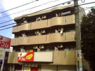 カーサ・デプサス[4階]の外観