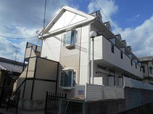 大和高田第18マンション[1階]の外観