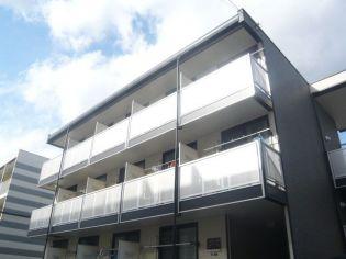 リバーウエストA[3階]の外観