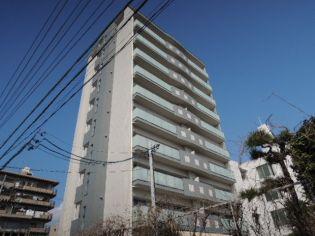パラシオン西新[8階]の外観