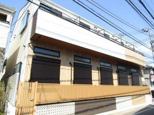 レジェンド駒沢[1階]の外観