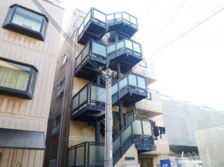 杉本スカイハイツ[1階]の外観