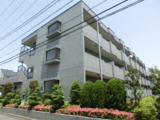 東京都世田谷区成城5丁目の賃貸マンションの外観