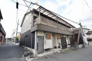 大阪府八尾市末広町1丁目の賃貸アパートの外観