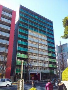 パークハビオ渋谷神山町[11階]の外観