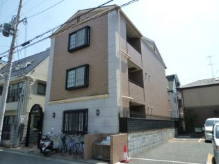 兵庫県西宮市北口町の賃貸マンションの外観
