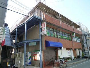第一寿荘[3階]の外観