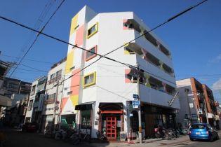 辻本マンション[3階]の外観