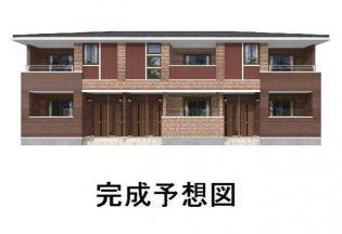 愛知県名古屋市港区明正1丁目の賃貸アパートの外観