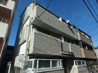 Castle山田[2階]の外観