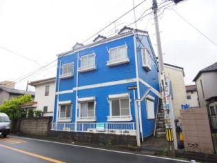 三京ハイツ A棟[202号室]の外観