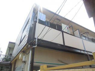コーポ安田[103号室]の外観