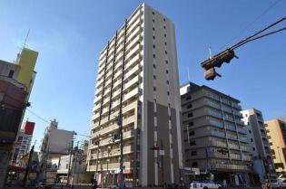 パークフラッツ尼崎[14階]の外観