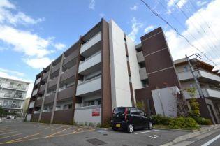 兵庫県尼崎市金楽寺町2丁目の賃貸マンションの外観