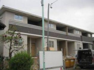愛知県名古屋市瑞穂区仁所町1丁目の賃貸アパートの外観