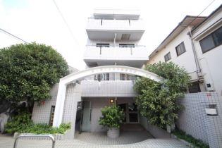 ガーデンハウス東高円寺[3階]の外観