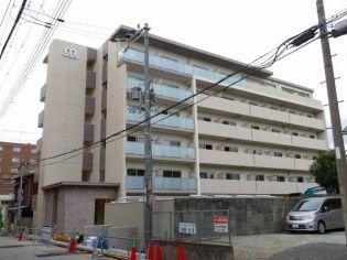 兵庫県西宮市中前田町の賃貸マンションの外観
