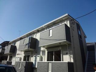 東京都狛江市元和泉2丁目の賃貸アパートの外観