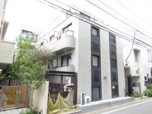東京都目黒区駒場2丁目の賃貸マンションの外観