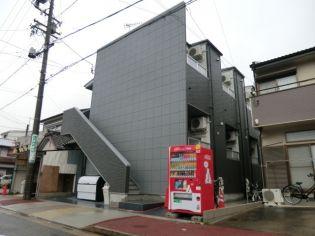 愛知県名古屋市瑞穂区苗代町の賃貸アパートの外観