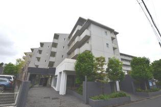 東京都調布市若葉町3丁目の賃貸マンションの外観