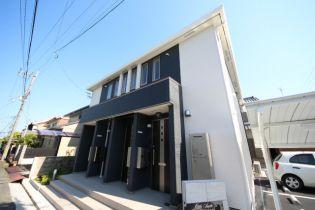 (仮称)広陵賃貸アパート新築工事[2階]の外観