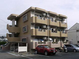 ウェストフィールドI[3階]の外観