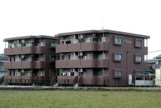 プリモ西[3階]の外観