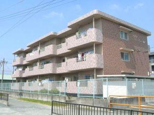 静岡県浜松市浜北区本沢合の賃貸マンションの外観