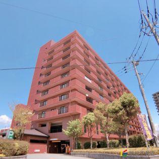 レジデンス新栄町[910号室]の外観