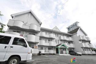 B-INマンション[102号室]の外観