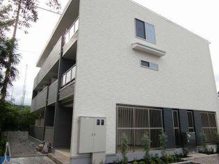 滋賀県大津市相模町の賃貸アパートの外観