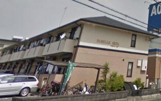 ファミールSETA[106号室]の外観