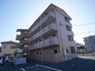 ゴオナカマンションII[4階]の外観