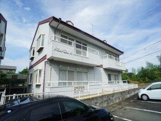 ドエル富塚A[2階]の外観