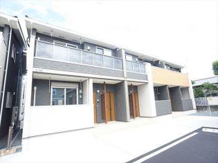 静岡県浜松市中区高丘西1丁目の賃貸アパートの外観