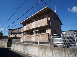 静岡県浜松市浜北区染地台1丁目の賃貸マンションの外観