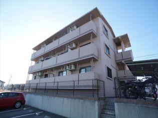 静岡県浜松市浜北区染地台2丁目の賃貸マンションの外観