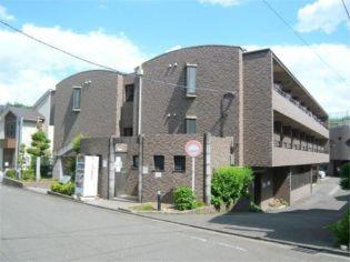 東京都小金井市緑町3丁目の賃貸マンションの外観