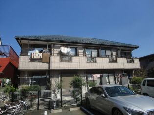リーフハウス貫井北町[203号室]の外観