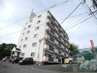 長崎県大村市溝陸町の賃貸マンションの外観