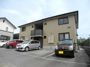 長崎県大村市溝陸町の賃貸アパートの外観