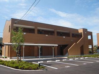 長崎県大村市岩松町の賃貸アパートの外観