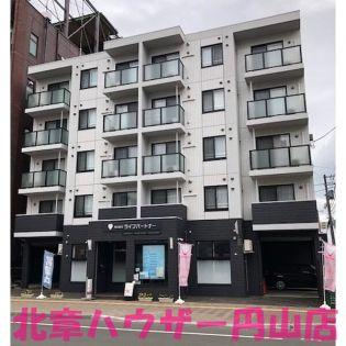 円山裏参道スクエア[5階]の外観